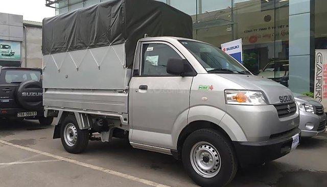 Bán xe Suzuki Carry sản xuất năm 2019, màu bạc, xe nhập giá cạnh tranh