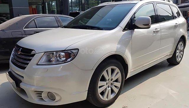 Bán Subaru Tribeca đời 2013, màu trắng, xe nhập số tự động