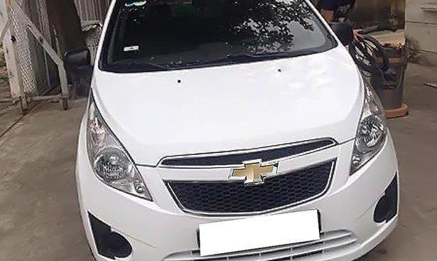 Cần bán gấp Chevrolet Spark van 2012, màu trắng, nhập khẩu, giá 173tr