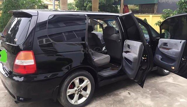 Cần bán lại xe Honda Odyssey 2.3 AT năm sản xuất 2000, màu đen