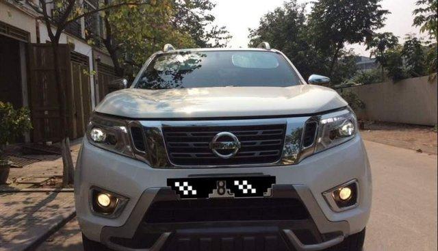 Bán Nissan Navara VL đời 2018, màu trắng, nhập khẩu