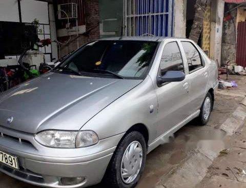 Bán xe Fiat Siena sản xuất năm 2004, màu bạc