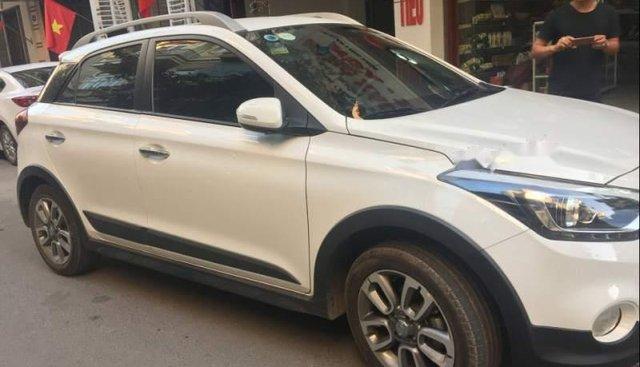 Gia đình cần bán xe i20 Active sản xuất 2016, đăng ký 21/12/2016