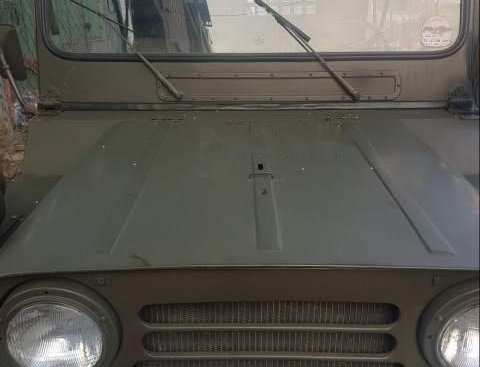 Bán Jeep A2 1980, nhập khẩu, chính chủ, 320 triệu
