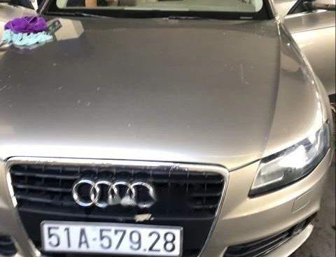 Cần bán xe Audi A4 năm 2010, xe nhập chính chủ
