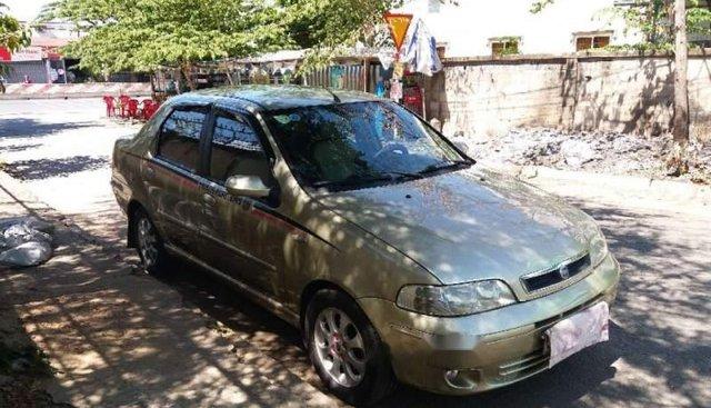 Cần bán xe Fiat Albea đời 2004, nhập khẩu số sàn, 160 triệu