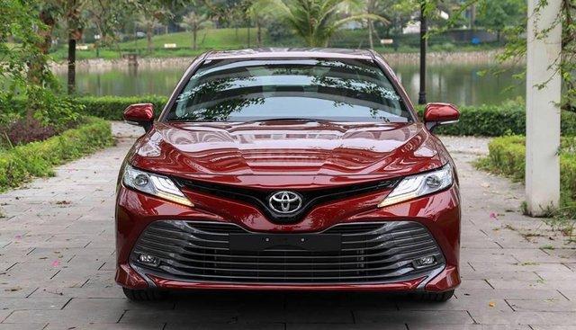 Toyota Camry 2019 nhập khẩu Thái Lan, liên hệ đặt xe ngay 0916326116