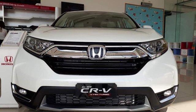 [SG -Giá tháng 7 âm] Honda CRV 2019 - Tặng phụ kiện, tiền mặt, bảo hiểm, phụ kiện hấp dẫn - LH: 0901.898.383