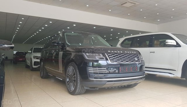Bán Range Rover Autobiography LWB 5.0L 2019, xe sẵn giao ngay