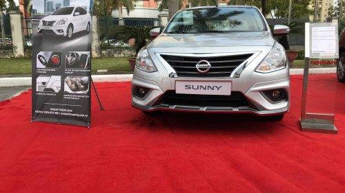 Bán Nissan Sunny AT sản xuất năm 2019, giá tốt