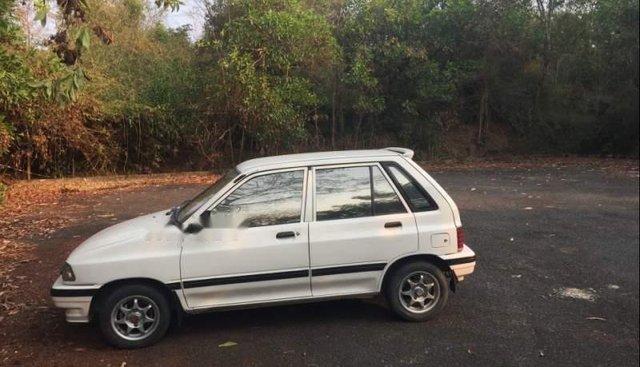 Bán ô tô Kia CD5 đời 2001, màu trắng, xe nhập chính chủ, giá tốt