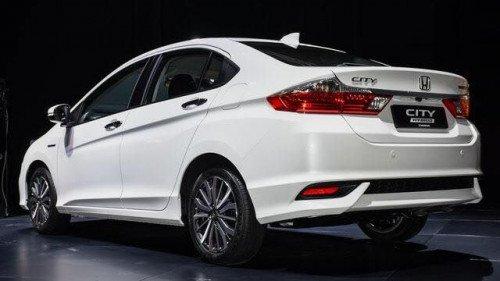 Bán Honda City AT sản xuất 2019, màu trắng