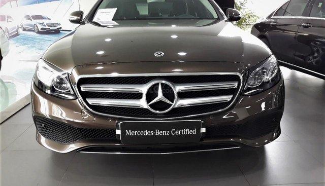 Bán Mercedes E250 2017 cũ, lướt 11.000km, chính hãng, giá tốt nhất