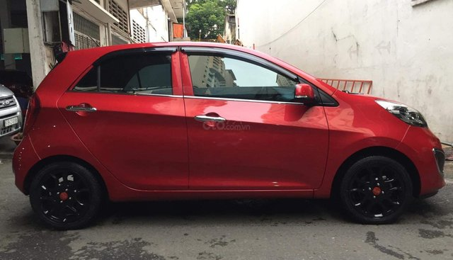 Bán Kia Picanto đời 2014, màu đỏ, chính chủ