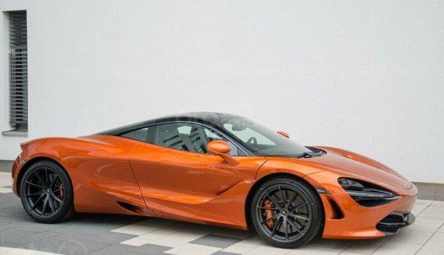 Bán McLaren 720S Spider sản xuất năm 2018, màu cam, nhập khẩu nguyên chiếc