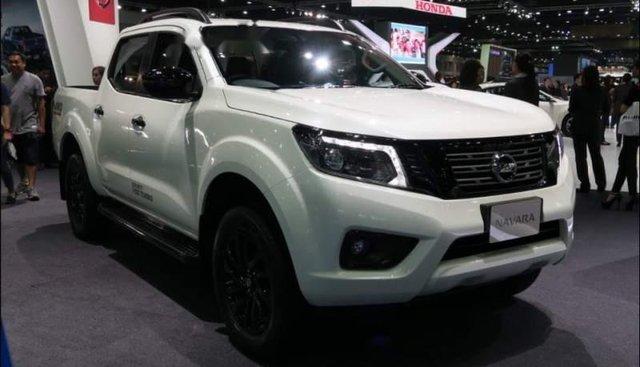 Bán ô tô Nissan Navara VL 2018, màu trắng, nhập khẩu nguyên chiếc, mới 100%