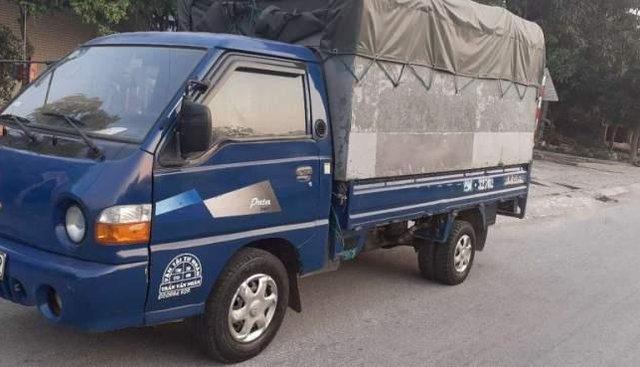 Cần bán Hyundai Porter 1 tấn, Sx 2002 máy dầu, xe đẹp xuất sắc