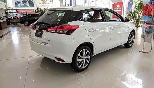 Bán Toyota Yaris 1.5G năm sản xuất 2019, màu trắng, xe nhập