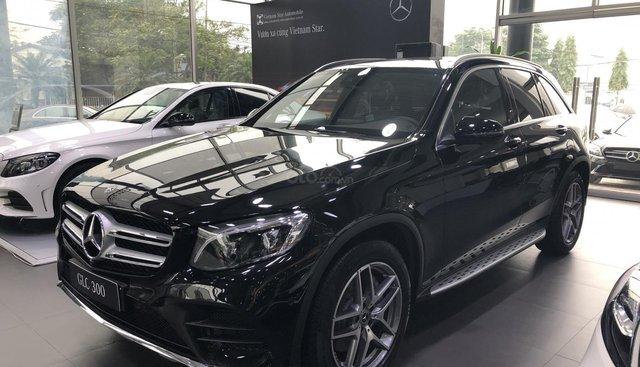 Bán Mercedes GLC 300 4Matic 2019 đủ màu, vay 90%, giao xe ngay - LH 0912523362