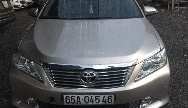 Cần bán Toyota Camry 2014, màu nâu, nhập khẩu, giá cạnh tranh