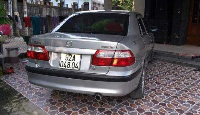 Bán Mazda 626 năm 2002, màu bạc, nhập khẩu nguyên chiếc chính chủ