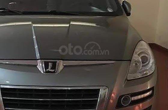 Bán Luxgen U7 2.2T đời 2012, màu bạc, nhập khẩu nguyên chiếc