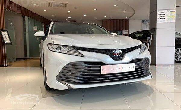 Toyota Mỹ Đình giao ngay Camry 2019 nhập Thái đủ màu giao ngay 03381.888.22. Hỗ trợ trả góp lãi suất tốt