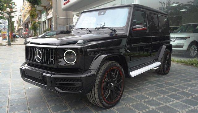 Bán G63 -AMG Edition One năm 2019, màu đen, nhập khẩu
