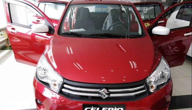 Cần bán Suzuki Celerio đời 2019, màu đỏ, nhập khẩu Thái
