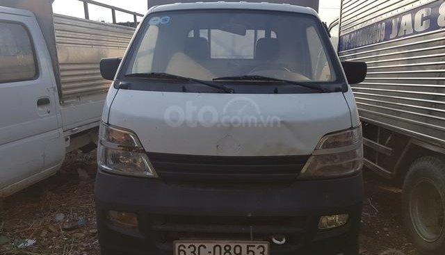 Cần bán xe Changan Honor máy 1.0 sản xuất 2016, màu trắng giá 70 triệu