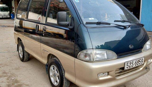 Bán Daihatsu Citivan 7 chỗ năm sản xuất 2000, màu xanh lục