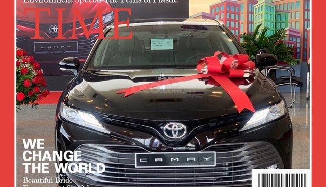 Toyota Camry 2019 nhập khẩu ☎️ Ms Hạnh - 0967700088 - sở hữu xe chỉ với 325 triệu, giao xe ngay