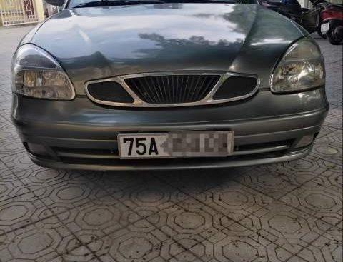 Bán Daewoo Nubira sản xuất 2001, màu xám, chính chủ
