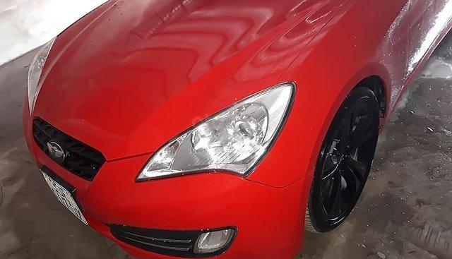 Bán gấp Hyundai Genesis 2010, màu đỏ, xe nhập giá cạnh tranh