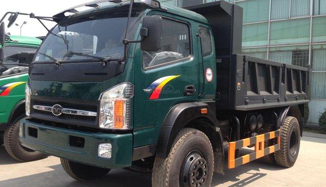 Bán xe ben TMT Cửu Long 8 tấn cầu to máy khỏe chinh phục mọi cung đường