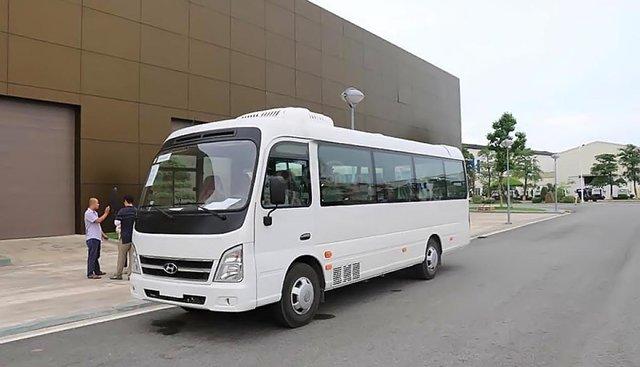 Bán xe Hyundai County năm 2019, màu trắng