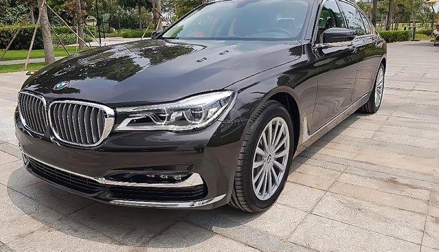 Bán BMW 740Li sản xuất năm 2019, màu nâu, nhập khẩu