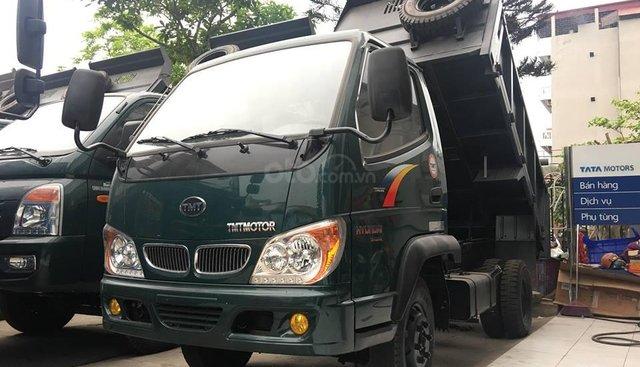 Bán xe ben TMT 2.4 Tấn động cơ Hyundai nhập khẩu chất lượng