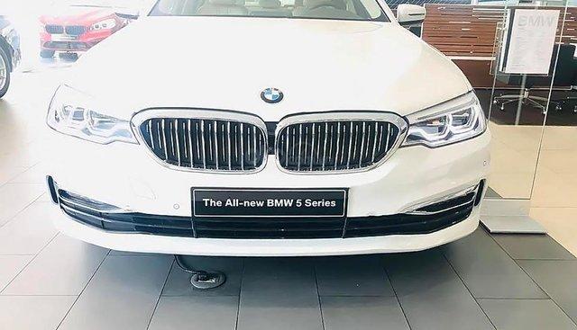 Bán xe BMW 5 Series 530i Luxury Line đời 2018, màu trắng, xe nhập