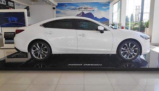 Bán xe Mazda 6 2.0L Premium sản xuất năm 2019, màu trắng
