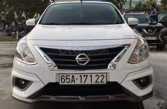 Bán Nissan Sunny XL 2019, màu trắng, giá 428tr
