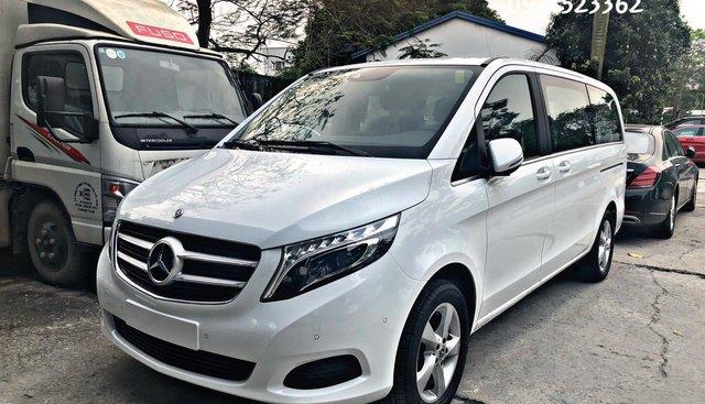 Bán Mercedes V250 2019 nhập khẩu nguyên chiếc, vay 90% - LH 0912523362