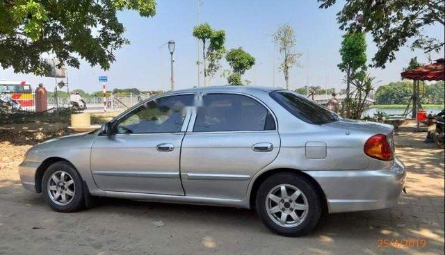 Bán xe Kia Spectra 1.6 MT năm sản xuất 2006, màu bạc, chính chủ