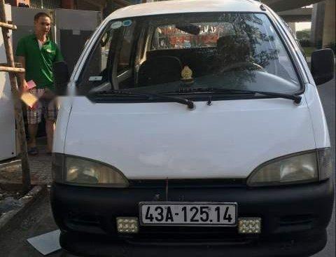Bán Daihatsu Citivan 1998, màu trắng, xe đang sử dụng bình thường, bảo dưỡng định kỳ