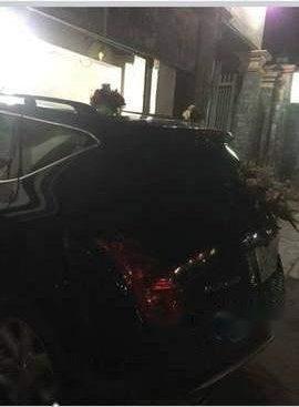 Bán xe Nissan Murano sản xuất năm 2007, màu đen