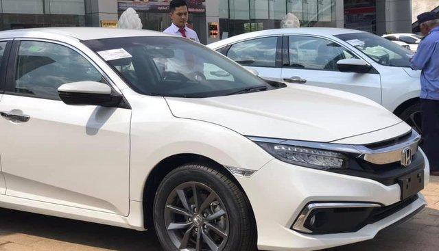 Bán Honda Civic 1.8 G 2019, Honda Ô tô Đắk Lắk - Hỗ trợ trả góp 80%, Giá ưu đãi cực tốt – Mr. Trung: 0935.751.516