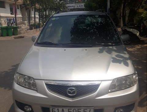Bán Mazda Premacy 1.8AT năm 2003, màu bạc, chính chủ