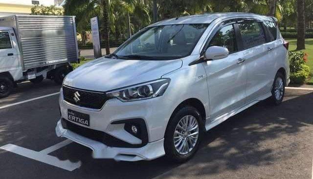 Bán Suzuki Ertiga đời 2019, màu trắng, nhập khẩu