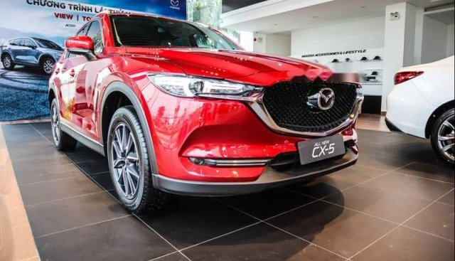 Bán xe Mazda CX 5 sản xuất 2019, màu đỏ