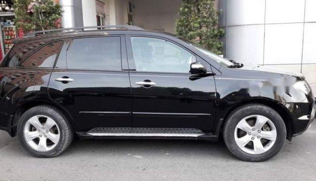 Bán gấp Acura MDX sản xuất năm 2007, màu đen, nhập khẩu